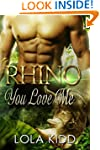 Rhino You Love Me: BBW Paranormal Sha...