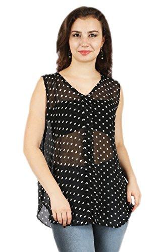 Anuze Fashions Summer Designer Trendy Floral Print Top