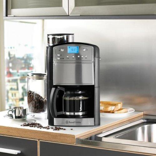 Russell Hobbs Mill & Brew Kaffeemaschine