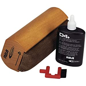 Rd1006 Wet System Vinyl Record Care System by DISCWASHER