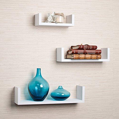 Danya b laminated corner shelf dealtrend - Danya b corner shelf ...