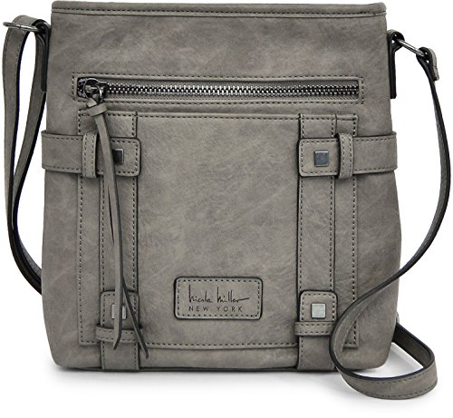 nicole-miller-new-york-lisa-crossbody-handbag-one-size-charcoal-grey