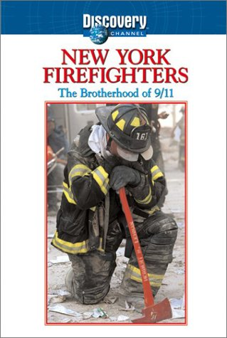 Cover art for  New York Firefighters: The Brotherhood of 9/11