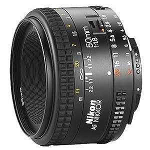 Nikon 50mm/F1.8 D AF Nikkor