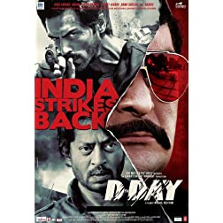 D Day - DVD (Hindi Movie / Bollywood Film / Indian Cinema) 2013