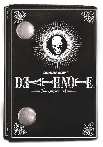 Death Note Skull Icon Wallet GE-3029