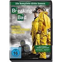 Breaking Bad - Die komplette dritte Season [4 DVDs]
