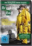 Breaking Bad - Die komplette dritte Season 4 DVDs  - Preisverlauf