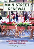 Main Street Renewal: A Handbook for Citizens and Public Officials
