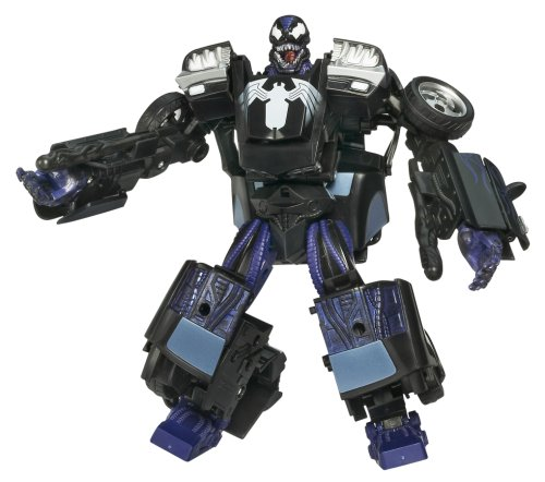 Marvel Legends Transformers Crossovers - Venom (Transformers Marvel Crossovers compare prices)
