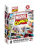 Winning Moves win30508 - Playing Cards - : Marvel Retro