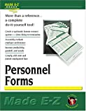 Personnel Forms Made E-Z (Made E-Z Guides) (1563825279) by Made E-Z