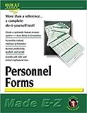 Personnel Forms Made E-Z (Made E-Z Guides) (1563825279) by Made E-Z