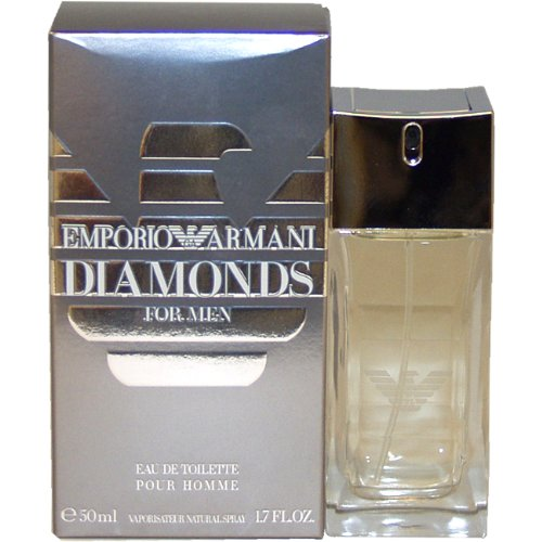 Giorgio Armani Emporio Armani Diamonds For Men Eau de Toilette Spray 50ml