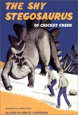 Amazon.com: The Shy Stegosaurus of Cricket Creek (9781930900097): Evelyn Sibley Lampman, Hubert Buel: Books