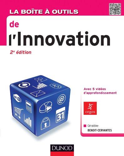 La Boîte à outils de l'innovation - 2e édition