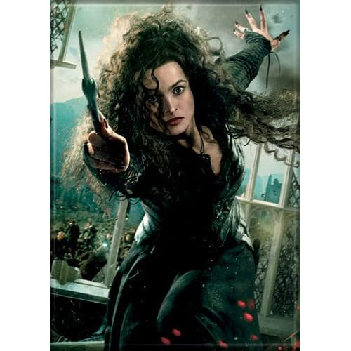 Amazon.com: Harry Potter - Beatrix With Wand - Refrigerator Magnet