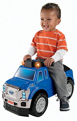 Power Wheels Ford Super Duty Pick-Up
