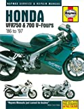 Jeremy Churchill Honda Vfr750 and 700 V-Fours 1986 Thru 1997 (Haynes Service & Repair Manuals (Hardcover))