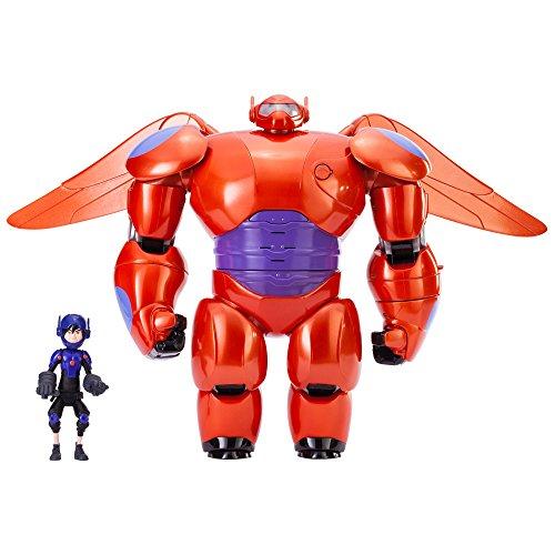 Big Hero 6 Baymax Deluxe Flying Action Figure by Bandai