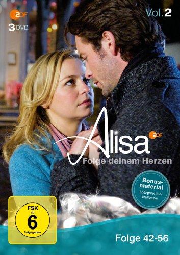 Alisa - Folge deinem Herzen, Vol. 02 [3 DVDs]