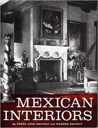 Mexican Interiors written by Verna Cook Shipway