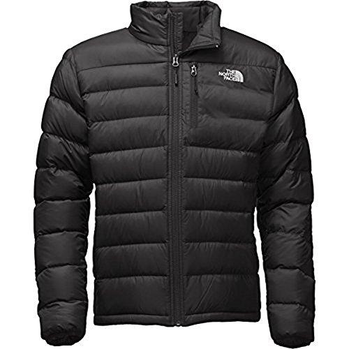 The North Face Aconcagua Jacket Men's TNF Black Medium