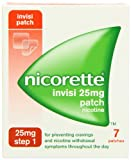 Nicorette Invisi Patch 25mg 7 Patches