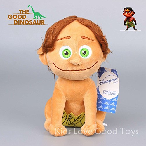 New Pixar Movie The Good Dinosaur Spot Soft Plush Toy Stuffed Doll 8'' Kids Gift