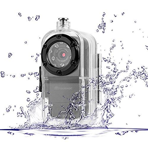 TEKMAGIC 1920x1080P HD Mini IR Tag / Nacht Vision Aktion DV Camcorder Sport Kamera Picture