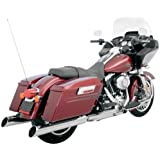 Klock Werks Super Saver 4 Slip-On Mufflers Forward Chrome FL