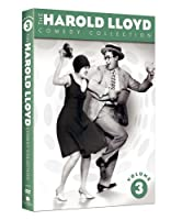 The Harold Lloyd Comedy Collection Vol 3 from New Line Home Video