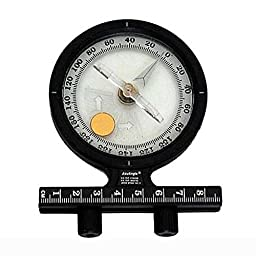 Baseline¨ AcuAngle¨ Adjustable-Feet inclinometer