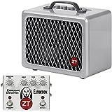Zt Lunchbox 200-watt 1x6.5 Guitar Combo Amplifier & Zt Pex1 Pedal Bundle