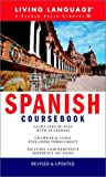 Spanish Coursebook (1400020328) by Living Language Staff