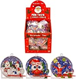 12 x Mini Christmas Pinball Puzzles
