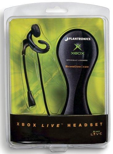 Xbox Plantronics Gamecon X20 Head Set