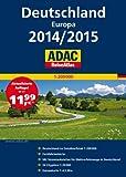 ADAC ReiseAtlas Deutschland, Europa 2014/2015 1