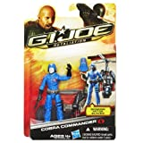 Ultimate Cobra Commander GI Joe Retaliation Wave 3 Action Figure