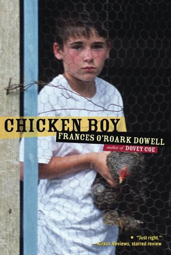 Chicken Boy by Frances O&#39roark Dowell