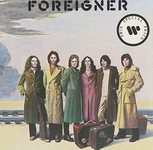 Foreigner by Foreigner (2012-05-03)