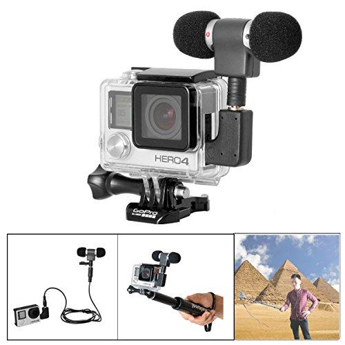 fantasealr-kit-de-microfono-estereo-para-gopro-microfono-de-viaje-para-gopro-mic-de-entrevista-mini-