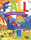 By Speedy Publishing LLC Fall Coloring Pages: Jumbo Coloring Book For Kids - Seasons Of The Year [Paperback]