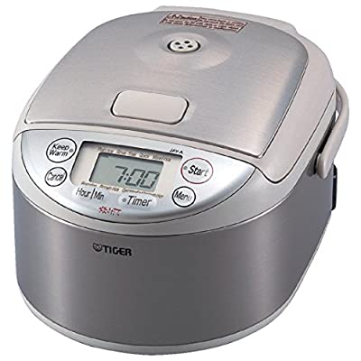 Tiger JAY-A55U Micom 3-Cup (Uncooked) Rice Cooker and Warmer by Japan Tiger Corporation of U.S.A