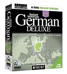 Instant Immersion German Deluxe
