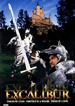 "Cover of ""Excalibur"""