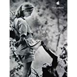 Jane Goodall - Apple Think Different Poster