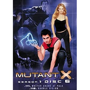 Mutant X - Season 1 Disc 5 movie