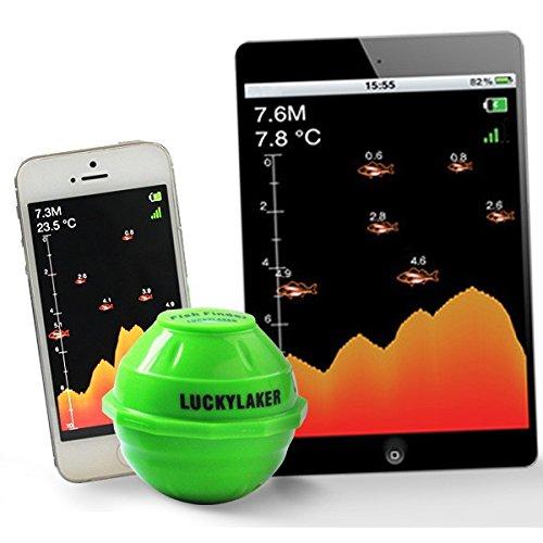 Wifi Fischfinder f/ür iOS iPhone und Android 50m FF916