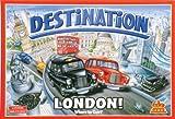 Destination London! Where to Guv?